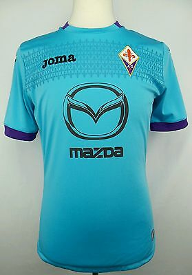 RARE Joma 2013 A.C Fiorentina Player Issue Goalkeeper Soccer Jersey Size Adult S image