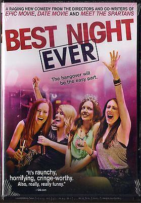 Best Night Ever (DVD, 2014) Las Vegas bachelorette party  COMEDY  BRAND