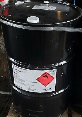 Isopropyl Alcohol 99% Technical grade - 55 gallon drum