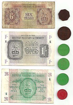 GB BMA notes - Full set PLUS tokens!!