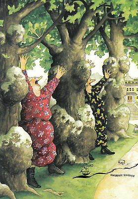 Postkarte: Inge Löök - Frauen begrüßen den Sommer / Nr. 27