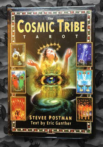 The Cosmic Tribe Tarot - Stevee Postman