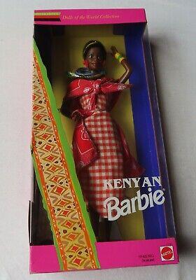 Barbie - Dolls of the World - Kenya