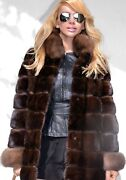 Sable Mink Coat