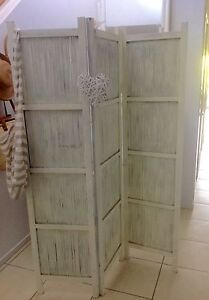 Screen Room Divider -Shabby Chic Coastal style Manly Brisbane South East Preview