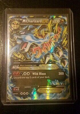 M Charizard EX (X) 69/106 LP Ultra Rare 2014 XY - Flashfire