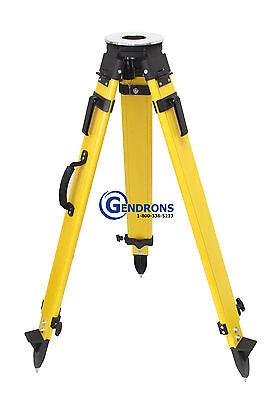 Tri-pro Fiberglass Surveying Tripod Topcon Sokkia Trimble.leica Tri Max