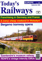 Today's Railways Europe 165 Sep 2009 Renfe 432,444,szentendre,wolsztyn,belgamo - today's railway europe - ebay.co.uk