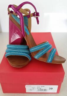Stunning Spanish Wedge Sandals