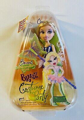 Bratz Cloe Costume Party NRFB NIB Rare MIB New HTF VHTF 2007 2nd Edition