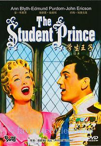 The Student Prince (1954) - Ann Blyth, Edmund Purdom - DVD NEW