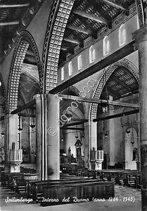 Cartolina-Postcard-Spilimbergo-Duomo-interno-1965