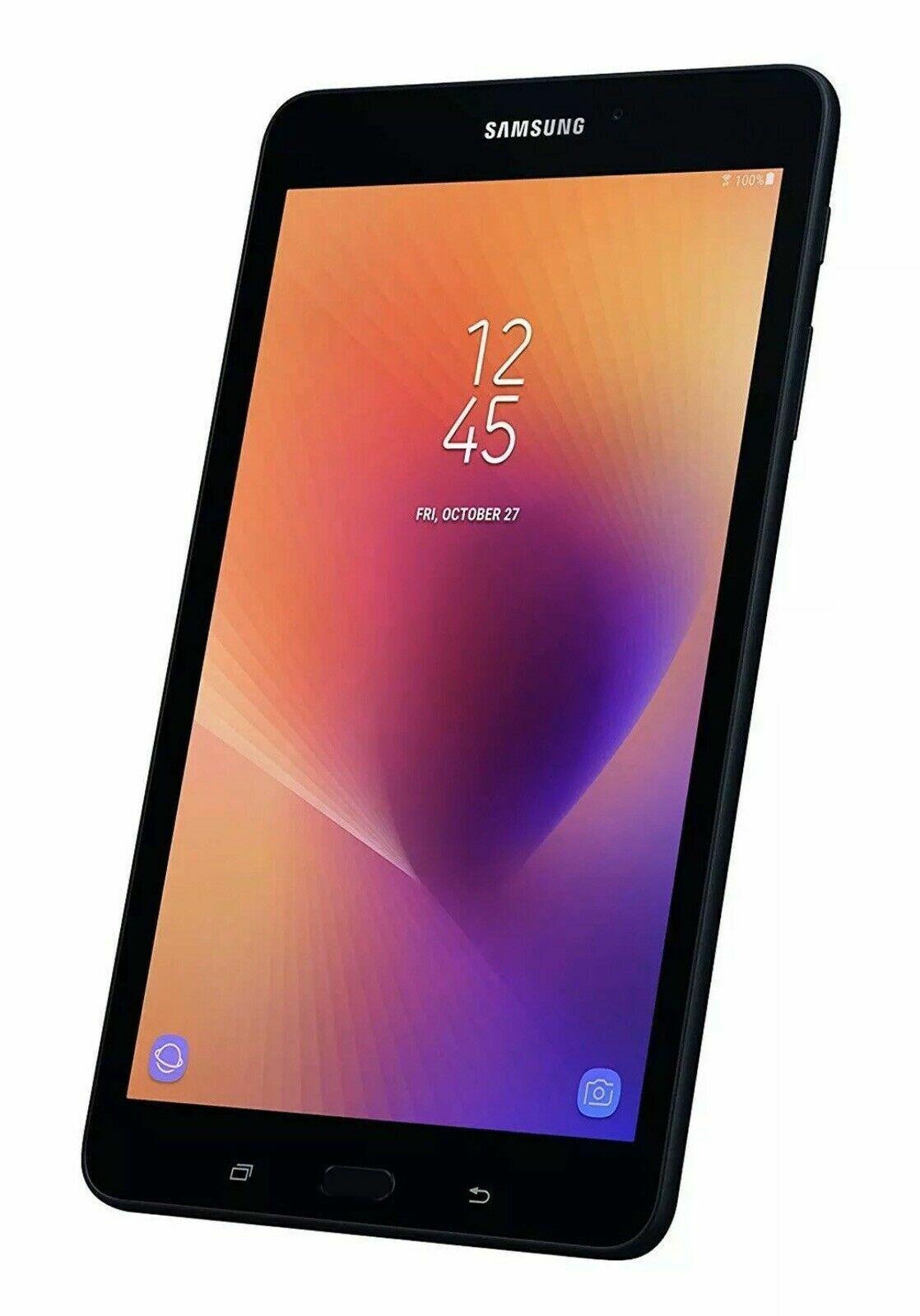 Samsung Galaxy Tab A 8 Inch 32 GB Wifi Tablet SM-T380NZKEXAR