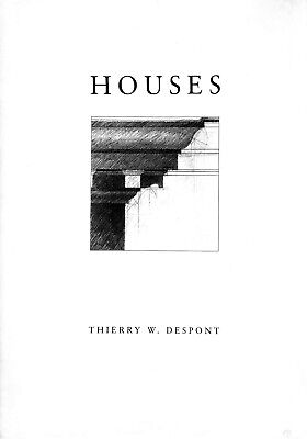 'Houses Tenth Anniversary' 1991 Ltd Ed by Thierry W. Despont (Signed!) Anniversary House Ltd