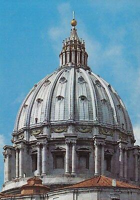 Alte Postkarte - La Cupola di Michelangelo