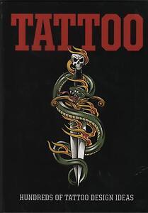 Tattoo-HUNDREDS-OF-TATTOO-DESIGNS-IDEAS-SILVERDALE-BOOKS-NEW-BOOK