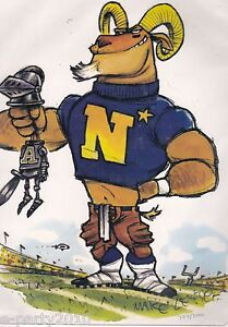 NAVY-vs-ARMY-RIVALRY-PRINT-Collegiate-Colledctables-naval-academy-COLLECTIBLE