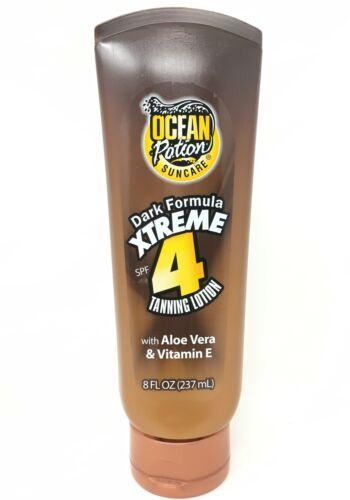 dark formula xtreme tanning spf
