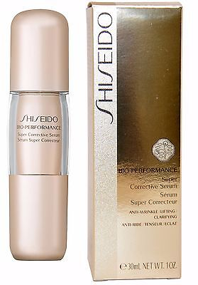 Shiseido Bio Performance Super Corrective Serum 1 oz/30ml New In Box