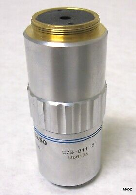 Mitutoyo M Plan Apo Sl500.42 Microscope Objective Lens 378-811-2
