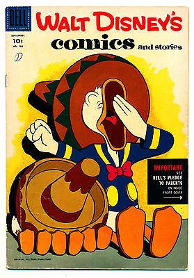 Walt Disney's Comics and Stories #180 (Dell) VG4.0