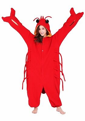 SAZAC Lobster Kigurumi - Adult Costume from USA