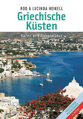 Küstenhandbuch Griechische Küsten Häfen und Ankerplätze nautischer - Griechische Zubehör
