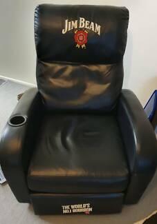 Recliner chair (Jim Beam) | Armchairs | Gumtree Australia