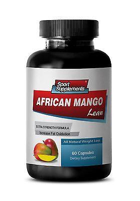 Best Weight Loss Pills - African Mango Extract 1200mg - African Mango Cleanse