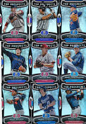 2012 Bowman Platinum Top Prospects Lot