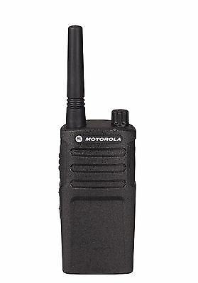 Motorola Rmm2050 Vhf Murs Business Two-way Radio.