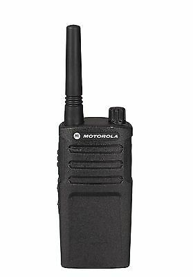 Motorola Rmm2050 Vhf Murs Two-way Radio Compatible With Walmart Rdm2070d