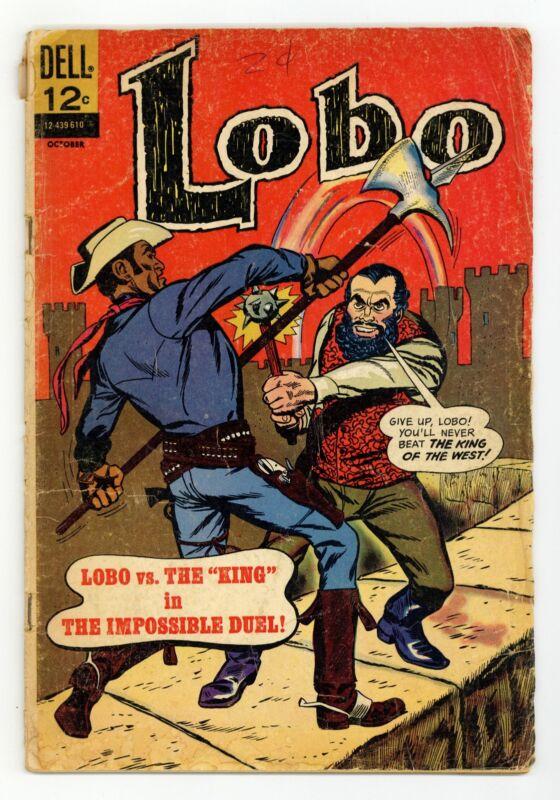 Lobo #2 GD 2.0 1966