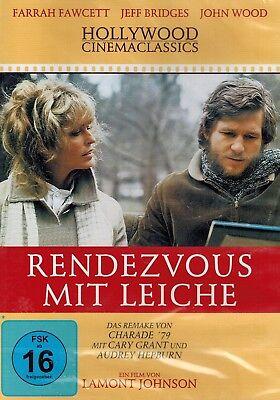 DVD NEU/OVP - Rendezvous mit Leiche - Farrah Fawcett & Jeff Bridges
