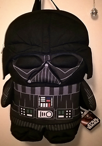Darth Vader plush backpack Paradise Campbelltown Area Preview
