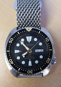Seiko SRP775 Turtle Automatic Dive Watch