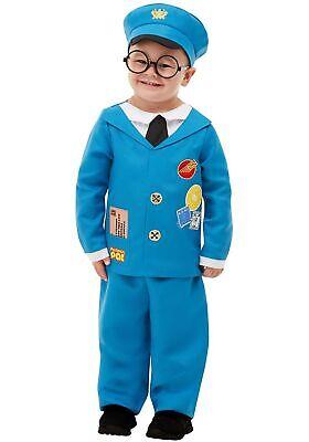 Toddler Mailman Costume (Toddler Postman Pat Costume)