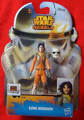 Ezra Bridger - Star Wars Rebels - Hasbro SL02 für (Star Wars Rebels Ezra)