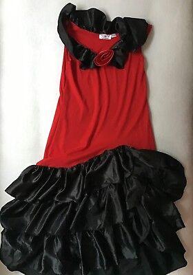 Kostüm / Fasching / Kleid / Gr. 36 - Kostüm Blume