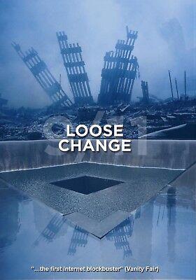 Loose Change 9 11 Dvd   September 11Th  2001 Truth Documentary