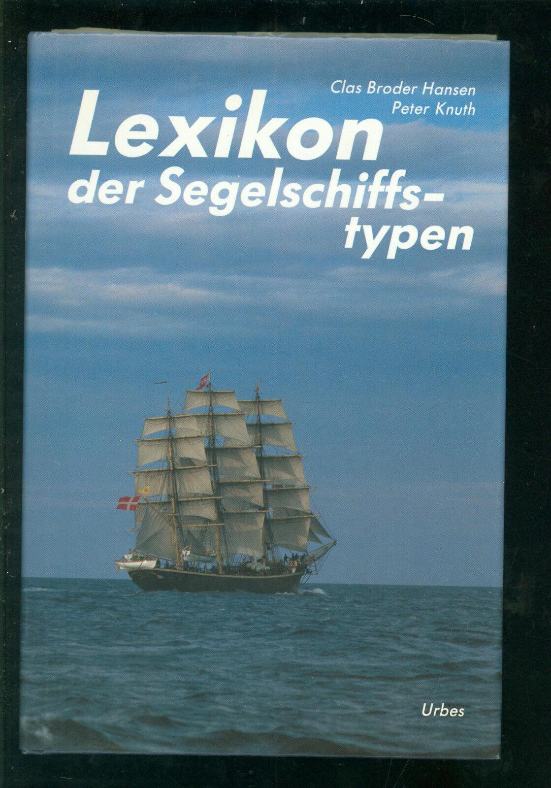 Lexikon der Segelschiffstypen