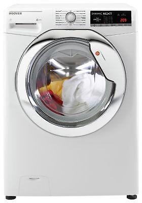 Hoover DXOA 48C3 Free Standing 8KG 1400 Spin Washing Machine A+++ White. -Argos
