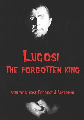 Lugosi  The Forgotten King  First Ever Documentary About Horror Star Bela Lugosi