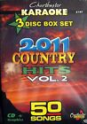 Country Karaoke CDGs, DVDs and Media