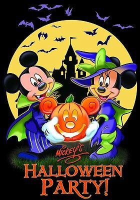 Disneyland Walt Disney World Halloween Show's and Parades DVD CD Mickey - Mickey Mouse Halloween Show
