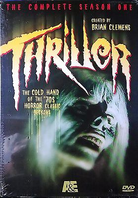 Thriller: The Complete First Season (DVD, 2006, 4-Disc Set)