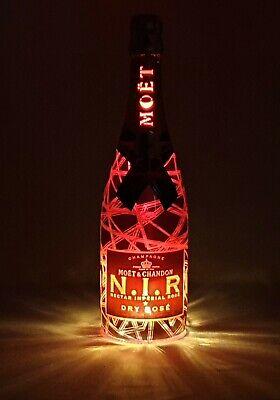 Moet & Chandon Nectar Imperial Rose NIR 0,75l 12% Vol Luminous LED (163)
