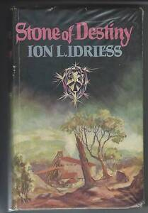 STONE OF DESTINY BY ION L. IDRIESS Keilor East Moonee Valley Preview