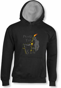 Felpa Hoodie Praise The Sun Dark Souls | eBay