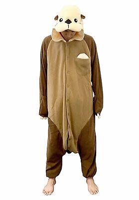 Sea Otter Kigurumi - Adult Costume from USA